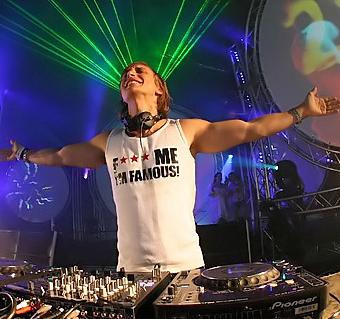 David Guetta: o mundo é dele (?)