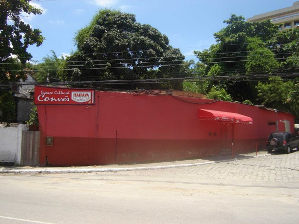 Espaço Convés: 'point' underground de Niterói